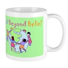 Good Beyond Belief Mug