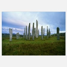 Calanais Standing Stones, Isle of Lewis, Outer Heb