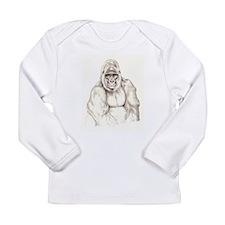 Kumba sketch Long Sleeve Infant T-Shirt