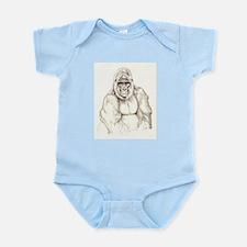 Kumba sketch Infant Bodysuit
