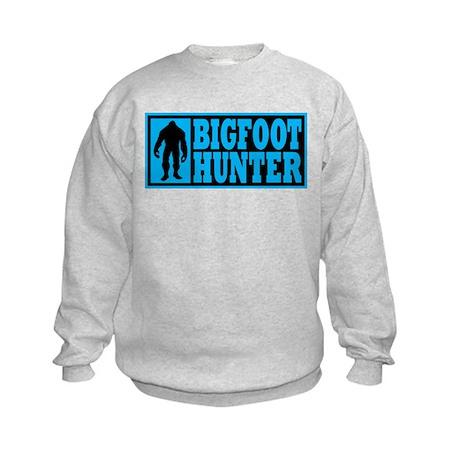 Finding Bigfoot - Hunter Kids Sweatshirt