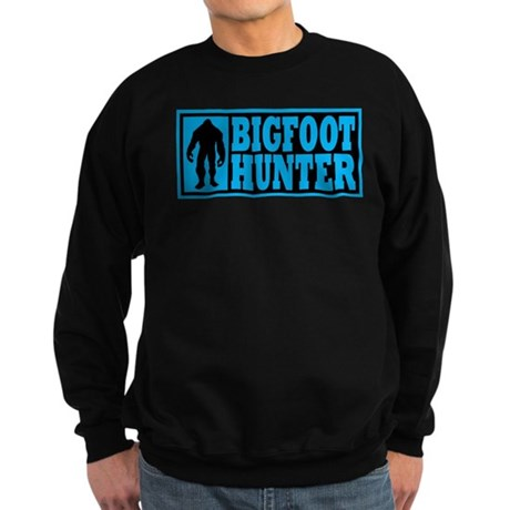 Finding Bigfoot - Hunter Sweatshirt (dark)