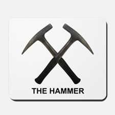 'The Hammer' Computer Mousepad