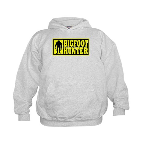 Finding Bigfoot - Hunter Kids Hoodie