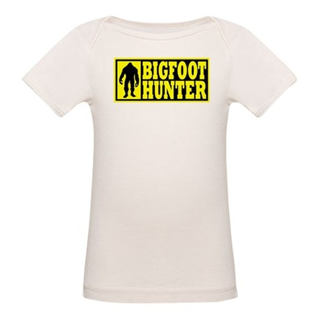 Finding Bigfoot - Hunter Organic Baby T-Shirt