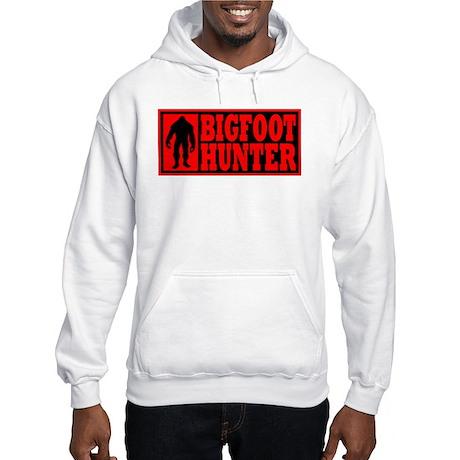 Finding Bigfoot - Hunter Hooded Sweatshirt