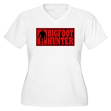 Finding Bigfoot - Hunter T-Shirt