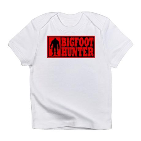 Finding Bigfoot - Hunter Infant T-Shirt
