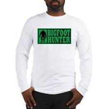Finding Bigfoot - Hunter Long Sleeve T-Shirt