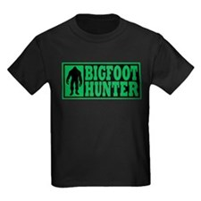 Finding Bigfoot - Hunter T