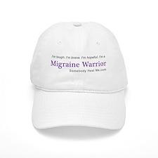Cute Migraine headache Baseball Cap