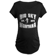 Big Sky Skier T-Shirt