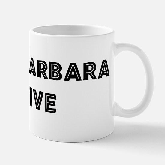 Santa Barbara Native Mug