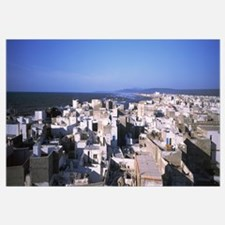 Buildings in a city, Essaouira, Morocco