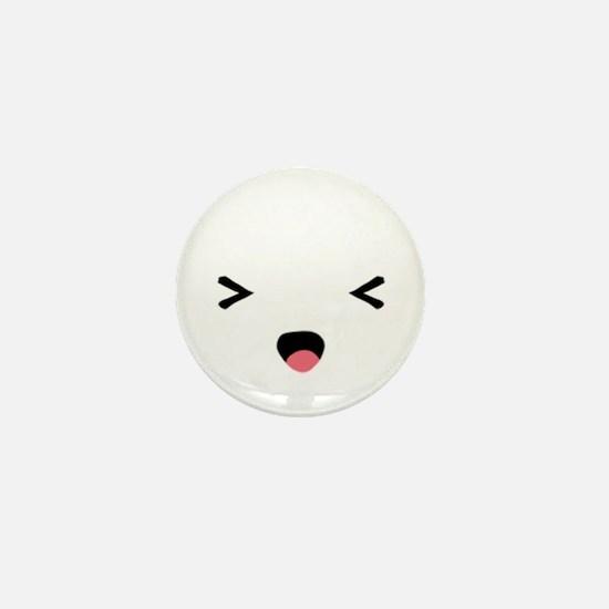 Happy Squish Mini Button
