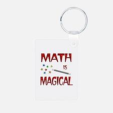 Math is Magical Keychains