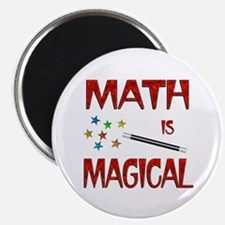 """Math is Magical 2.25"""" Magnet (10 pack)"""