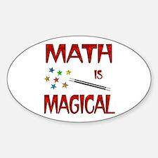 Math is Magical Decal