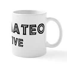 San Mateo Native Mug