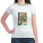 Smith's Goose Girl  Jr. Ringer T-Shirt