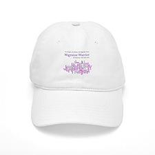 Migraine Warrior Baseball Cap