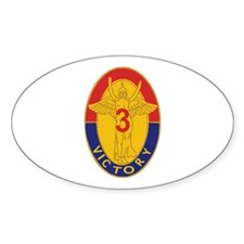 DUI - 3BCT- 1ID - Duke Brigade Decal