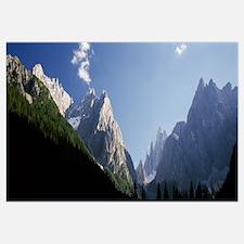 Mountains, Dolomites, Tyrol, Italy