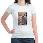 Smith's Sleeping Beauty Jr. Ringer T-Shirt