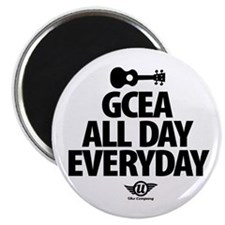 GCEA All Day Everyday! Magnet