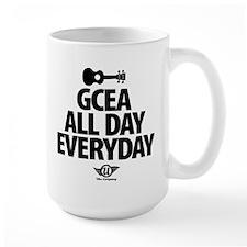 GCEA All Day Everyday! Mug