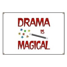 Drama is Magical Banner
