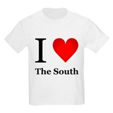 I Love the South T-Shirt