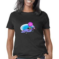 Funny Stephen harper Women's Plus Size V-Neck Dark T-Shirt
