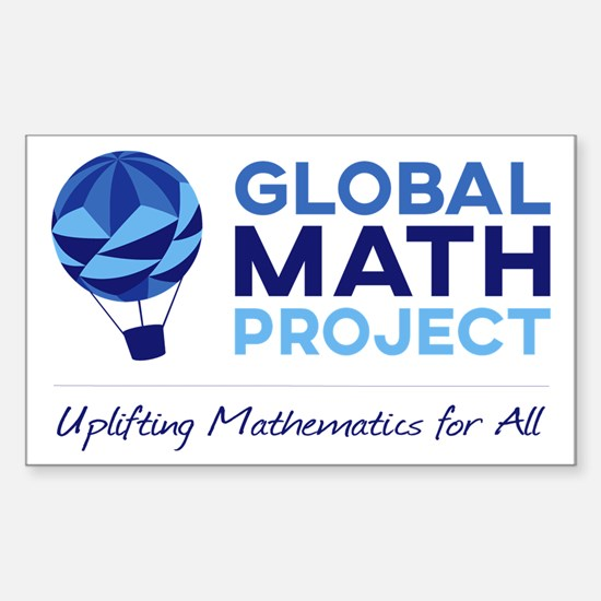 Global Math Project Decal