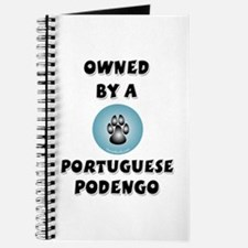 Owned by a Podengo Journal