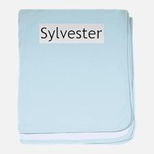 Sylvester baby blanket