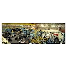 Interiors of a laboratory Hermes IIIRits6 Sandia N Poster