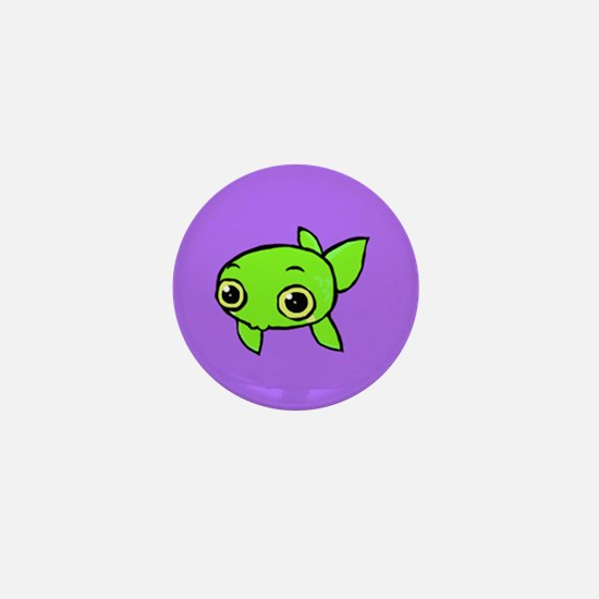 Dopefish Mini Button