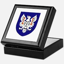 SSI - 11th Aviation Command Keepsake Box