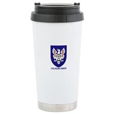 SSI - 11th Aviation Command with text Travel Mug