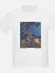 Dulac's Beauty & the Beast Kids T-Shirt
