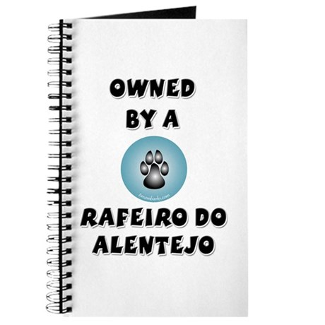 Owned by a Rafeiro Journal