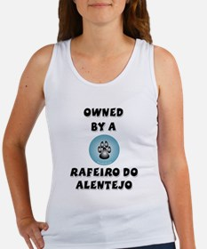 Owned by a Rafeiro Women's Tank Top