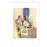 Price's Furball  Postcards (Package of 8)