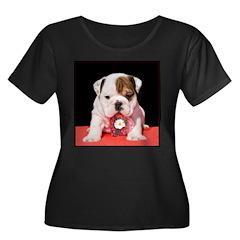 Valentine's bulldog puppy T