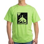 Nielsen's East of Sun Green T-Shirt