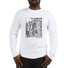 Crane's Rapunzel  Long Sleeve T-Shirt