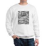 Crane's Sleeping Beauty Sweatshirt