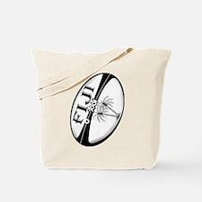 Fiji Rugby Ball Tote Bag