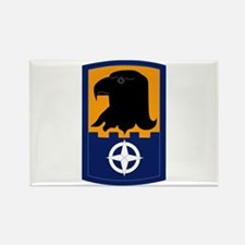 SSI - 244th Aviation Brigade Rectangle Magnet